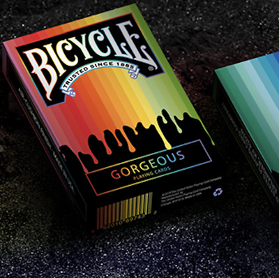 Bicycle Gorgeous Playing Cards by Bocopo