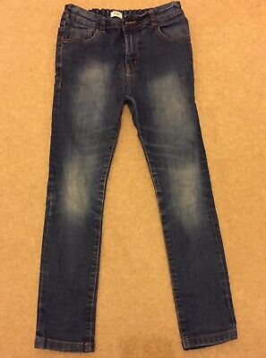 Boys Stretchy Skinny Fit Jeans 8-9years
