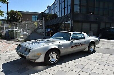 1979 Pontiac Trans Am Trans Am 1979 Pontiac Trans Am 10th Anniversary Pace Car Edition