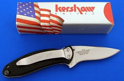 KERSHAW 1620 Scallion Ken Onion Speed Safe Assisted Folding Lock Knife 2003 MIB