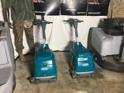 """""""Nice"""" Tennant T-1 Battery Walk-Behind 15"""" Scrubber Only 30 hrs."""