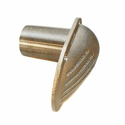 Groco STH-2000-L Scoop Thru-Hull Strainer Without Nut  2 Inch