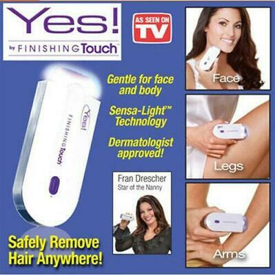 PainFree Hair Removal Kit Laser Hair Removal Kit [Brand: YES™by Finishing Touch]