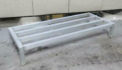 Aluminum Dunnage Rack 48x20x8 pallet stand
