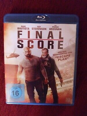 Bluray<Final Score<Pierce Brosnan<Geiseln<Rebellen<Nervenaufreibend<Action