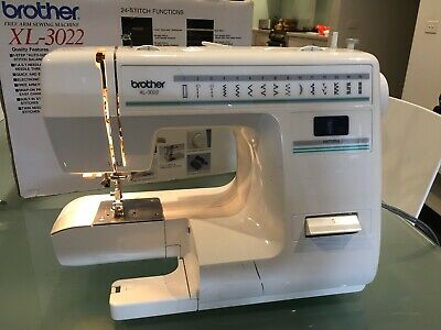 Brother XL-3022 sewing machine. Works perfectly but could do with a service