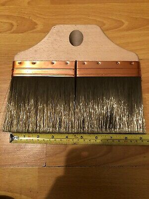 Harris 9 Inch Copper Bound Brush Paint Ect.