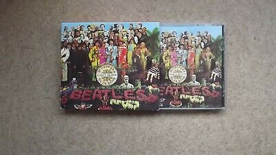 The Beatles : Sgt. Pepper's Lonely Hearts Club Band CD (1987)