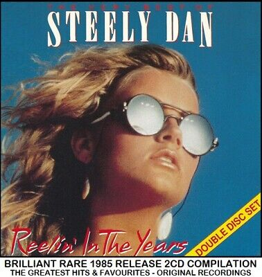 Steely Dan - Very Best Essential Greatest Hits Collection RARE 70's Rock Pop 2CD