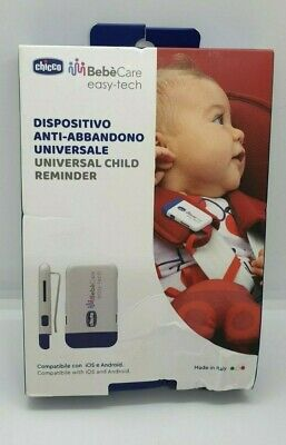 Chicco BebeCare Easy-Tech Universal Child Reminder - BRAND NEW