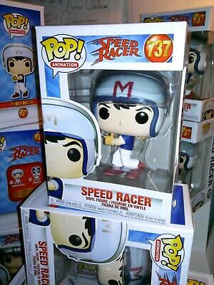 Funko Pop *FREE Protector*  Animation SPEED RACER #737 (Common)
