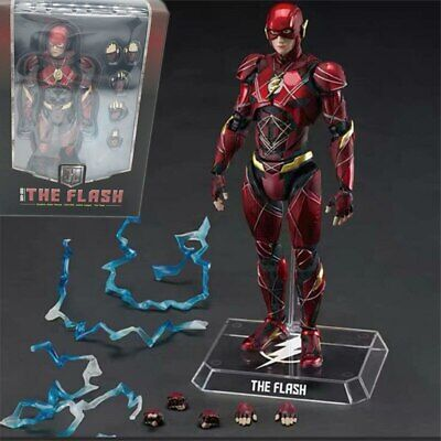 NECA The Flash Collection Statue Figure DC Comics Geek Movie