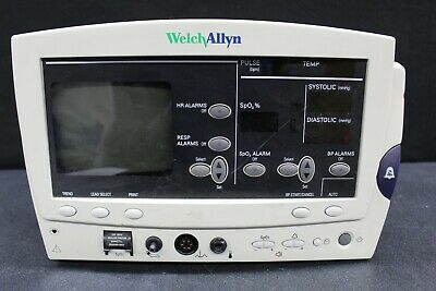 Welch Allyn 6200 Series Patient Monitor (Parts unit)
