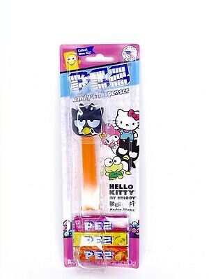 PEZ Candy & Dispenser - Hello Kitty My Melody - Badtz-Maru, Sanrio