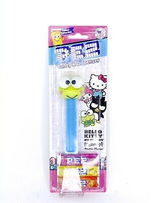 PEZ Candy & Dispenser - Hello Kitty My Melody - Keroppi, Sanrio