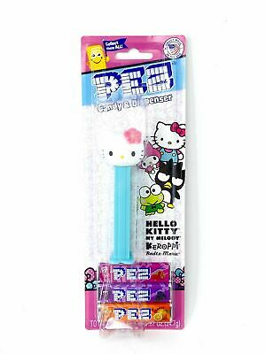 PEZ Candy & Dispenser - Hello Kitty My Melody - Hello Kitty*special bow*, Sanrio