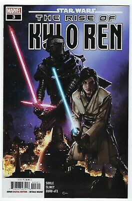 Star Wars Rise Kylo Ren # 3 Cover A NM Marvel NM
