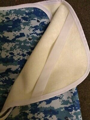 XXL Washable Waterproof Incontinence Bed  Pads Protection Sheet 120cm by 70cm