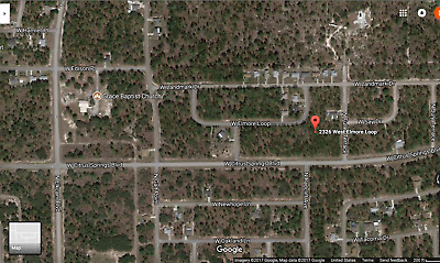 Buildable 1/2 acre lot in Citrus Springs Florida
