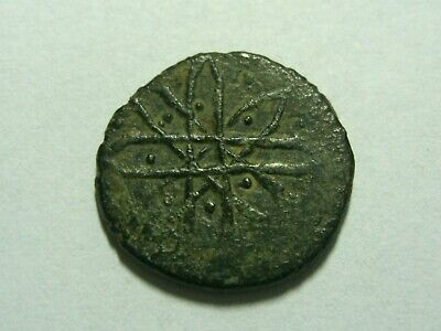 Crusader Bronze Token for Classify, Found in Israel, Possibly Rare ! #1