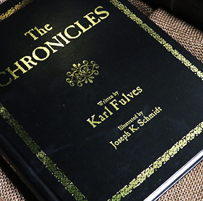Chronicles Deluxe (Signed and Numbered) by Karl Fulves - Book