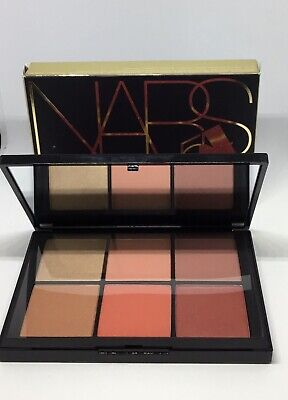 NARS STUDIO 54 free lover CHEEK PALETTE