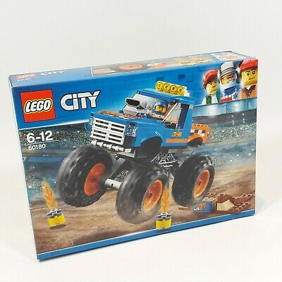 Lego City 60180 Monster Truck Set Great Vehicles Brand New Sealed Box