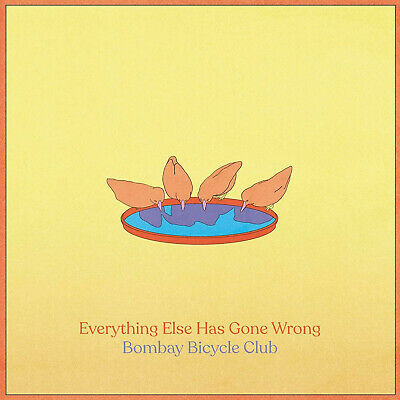 Bombay Bicycle Club - Everything Else Has Gone Wrong - (CD)