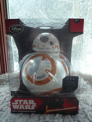 Star Wars: Disney BB-8 Talking Interactive robot Droid - 9 1/2'' NEW SEALED