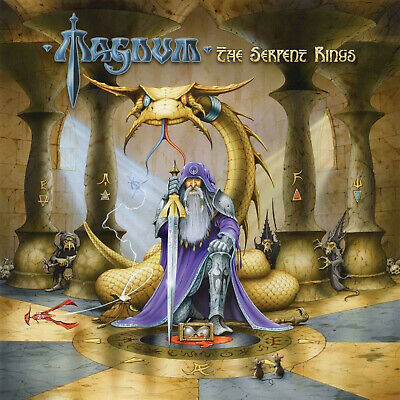 Magnum - The Serpent Rings - (CD)