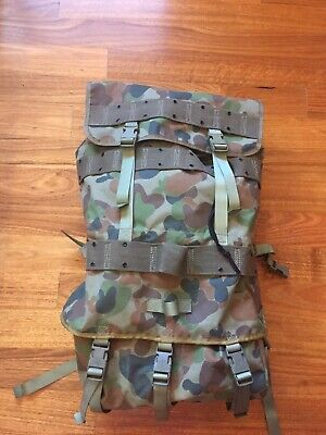 Australian Army Assult Pack Lightweight Auscam Iraq Backpack Bayonet Hunting