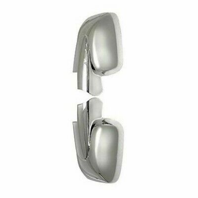 Fit Chevy 06-11 HHR ABS Triple Chrome Plated Mirror Covers A Pair