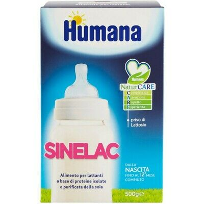 HUMANA Sinelac - for the treatment of allergy to cow's milk protein 500 g