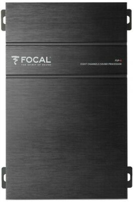 Focal FSP8 8-Kanal Digital Soundprozessor DSP Rechner 10-Band EQ