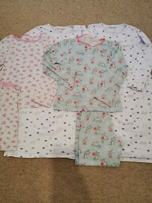 Cath Kidston White Company Girls Pyjamas Age 7-8 Years