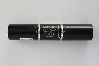 Max Factor Facefinity All Day Matte Panstik Foundation 6g - Choose Shade: