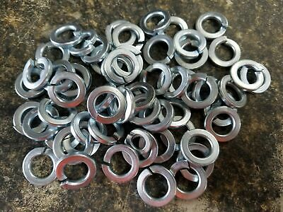 "1"" Split Lock Washers Zinc Plated"
