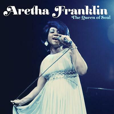 Aretha Franklin / The Queen Of Soul (Box Set) *NEW* CD