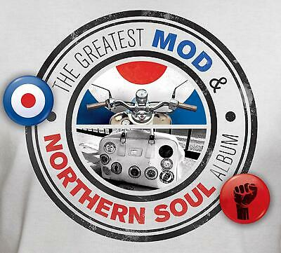 Various Artists / The Greatest Mod and Northern Soul Album **NEW** CD