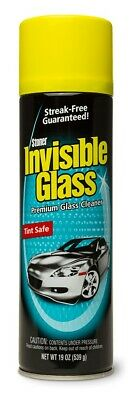 Stoner ST-IGA Invisible Glass Car Van Crystal Clear Windscreen Cleaner