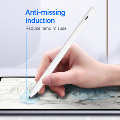 "Generic Pencil 2 Gen For Apple iPad 6th Air 3 Pro 12.9""  Mini 5 Touch Stylus Pen"