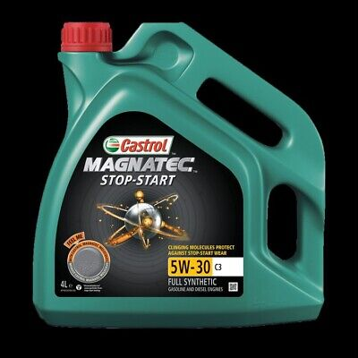 4 Litres 4L Castrol Magnatec 5W30 C3 Fully Synthetic Car Engine Oil