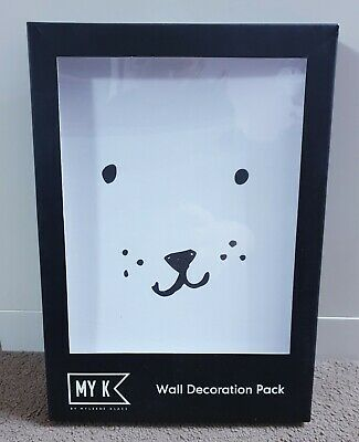 My K By Myleene Klass @ Mothercare Wall Decoration Pack ( Stickers, Postcards )