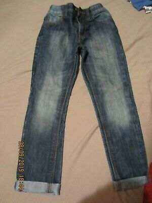 Next Blue Regular Fit Jeans - 7 years - Excellent Condition!!