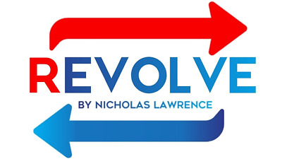 **PRE-SALE ** Revolve (Gimmicks and Online Instructions) by Nicholas Lawrence