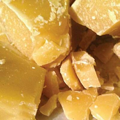 2Kg Organic Pure Australian Beeswax Natural