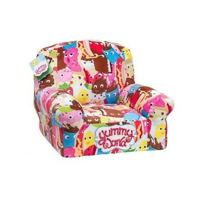 Yummy World Childrens/Kids Characters Design Plush Chair (CI880)