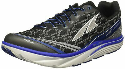 Altra Torin IQ Men's Road Running Shoe, Black/Blue - Choose SZ/color
