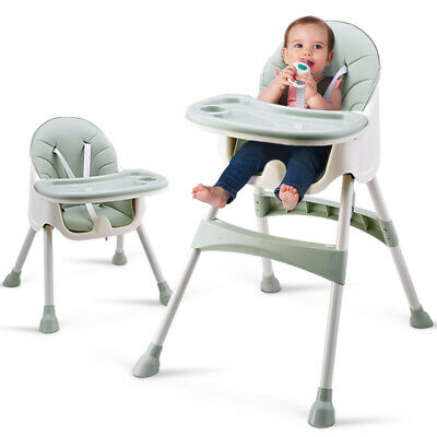 Baby High Chairs Adjustable Feeding Dining Booster Table Seat Highchair for Kids