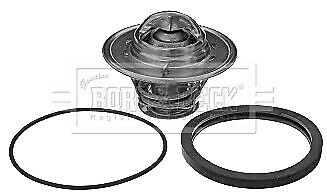 FIAT DUCATO 290 2.5D Coolant Thermostat 89 to 94 8144.67 B&B Quality Replacement